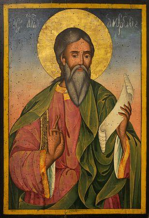 440px-St_Andrew_the_Apostle_-_Bulgarian_icon