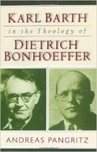 barth bonhoeffer
