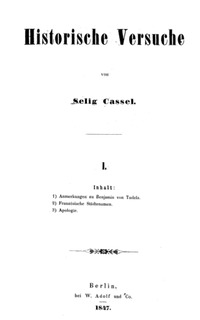 book cassel
