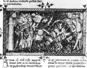 1349_burning_of_Jews-European_chronicle_on_Black_Death
