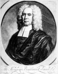 Benjamin Colman
