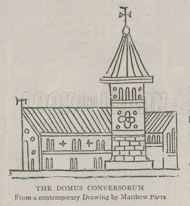The Domus Conversorum