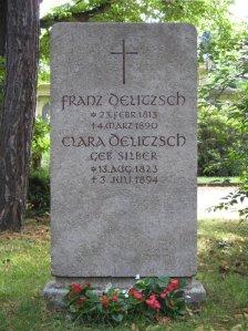 delitzsch grave