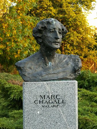340px-Popiersie_Marc_Chagall_ssj_20060914