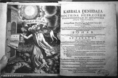 Kabbala Denudata1