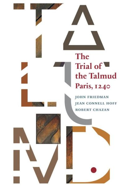 trial of talmud