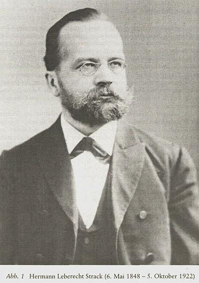 Hermann Strack