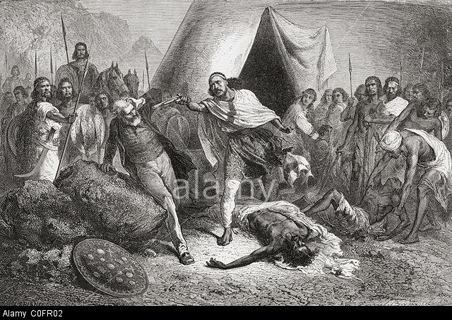 Henry Stern taken prisoner by Tewodros II in Abyssinia in 1863. Rev.