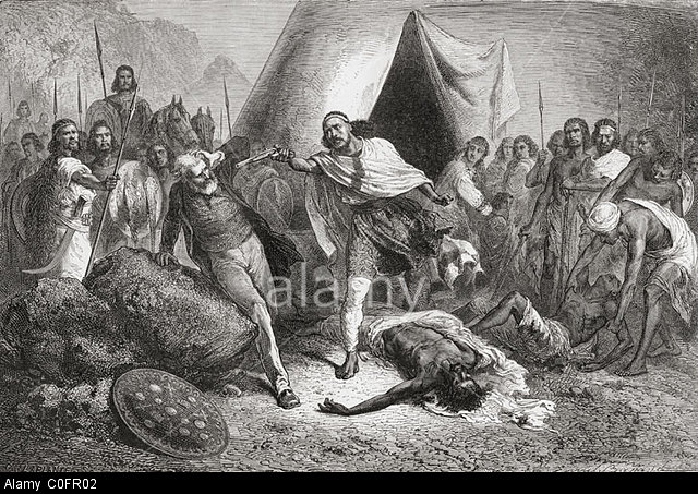 Henry Stern taken prisoner by Tewodros II in Abyssinia in 1863. Rev.