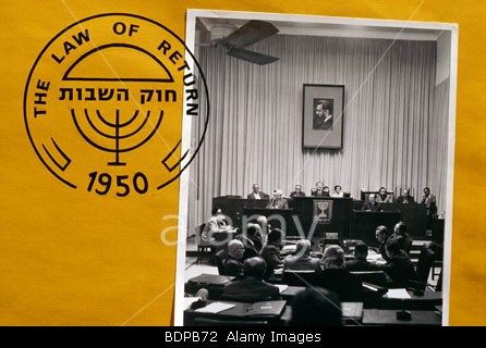 israel-chosen-people-the-law-of-return-1950-bdpb72
