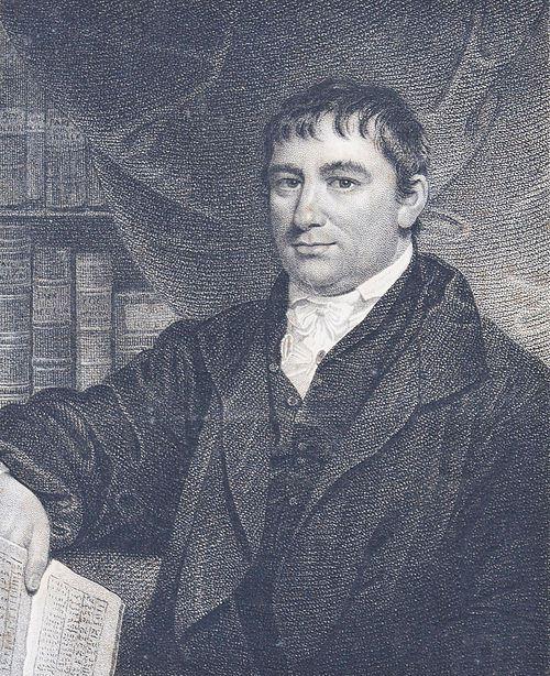 8 May 1799 Baptism of Joseph Frey, founder of London ...