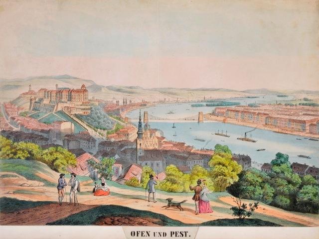 Buda_és_Pest_1840_körül